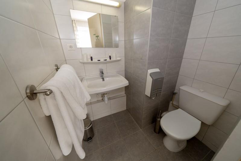 douche chambre majestic hotel alsace