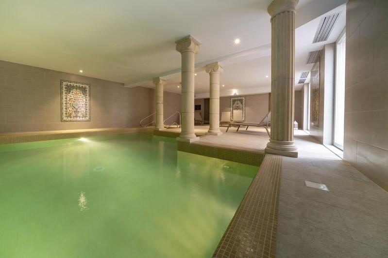 SPA piscine hotel majestic alsace
